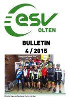 ESV Olten Bulletin 4/2015
