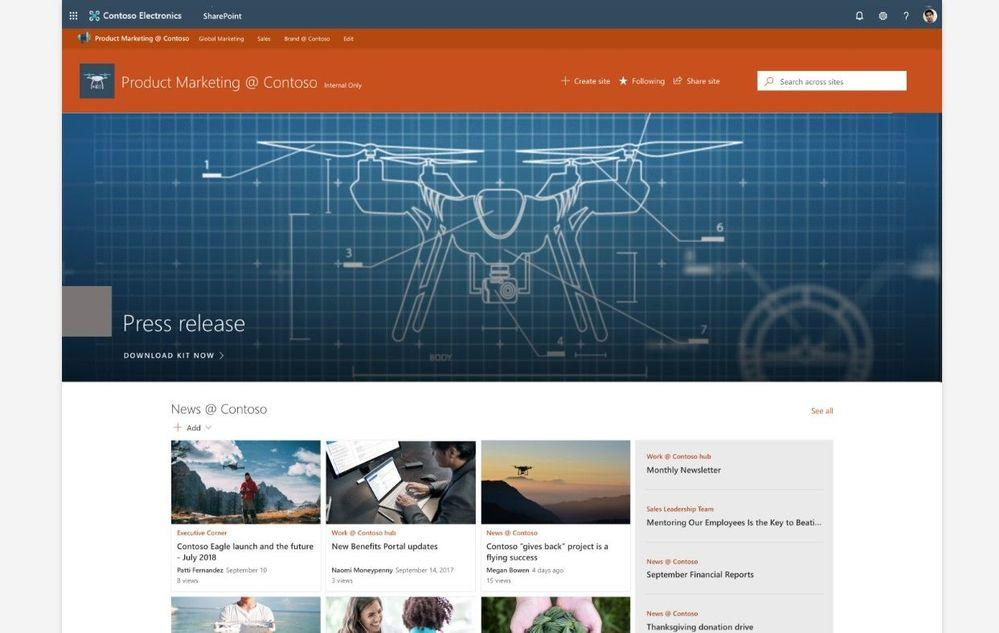 Build Your Modern Intranet With Office 365 And SharePoint