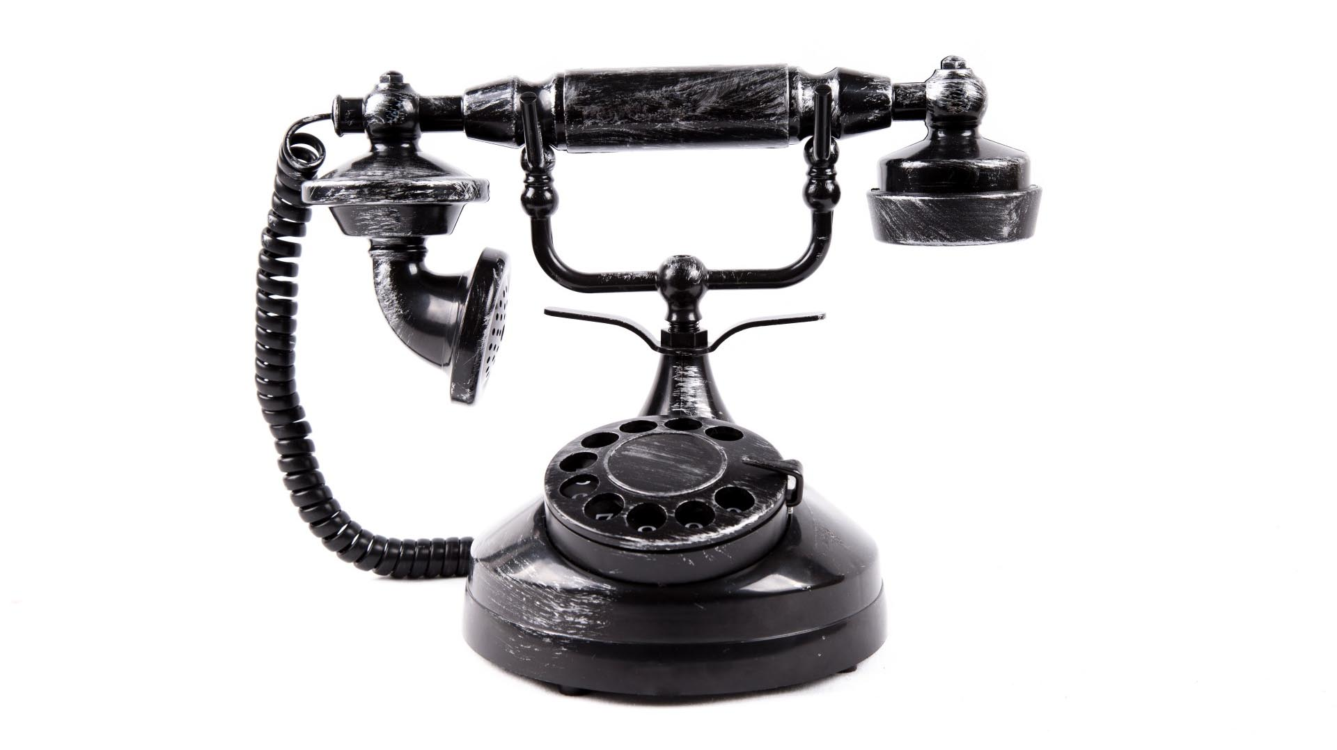 old phone device