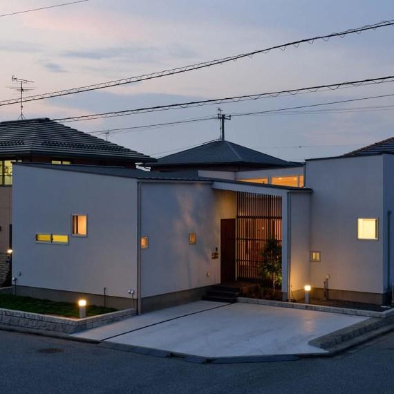 木更津の家<House in Kisarazu>