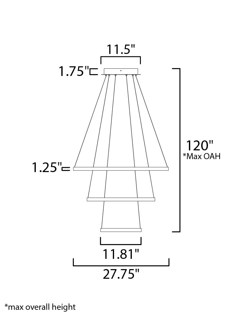 Maxim Pendant Lighting