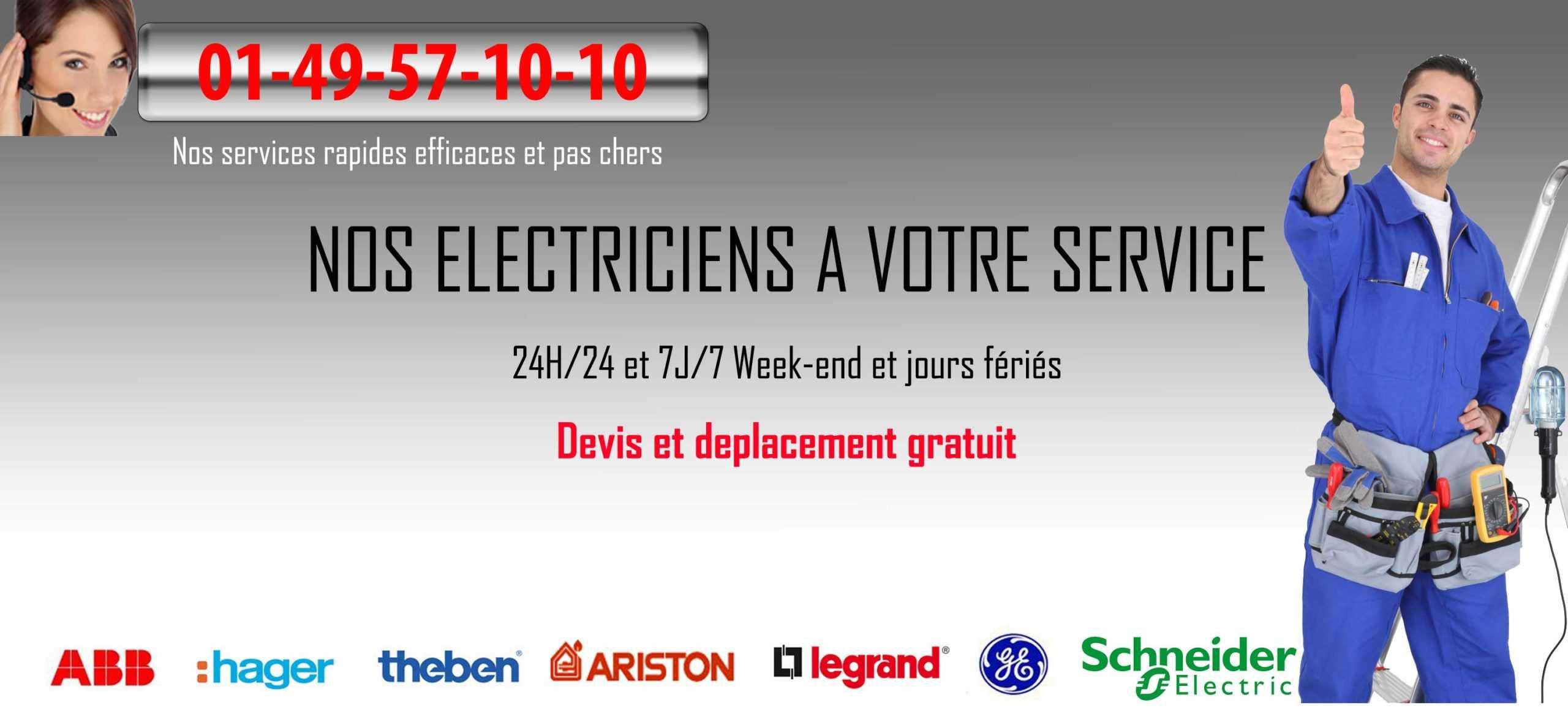 electricien versailles 78000