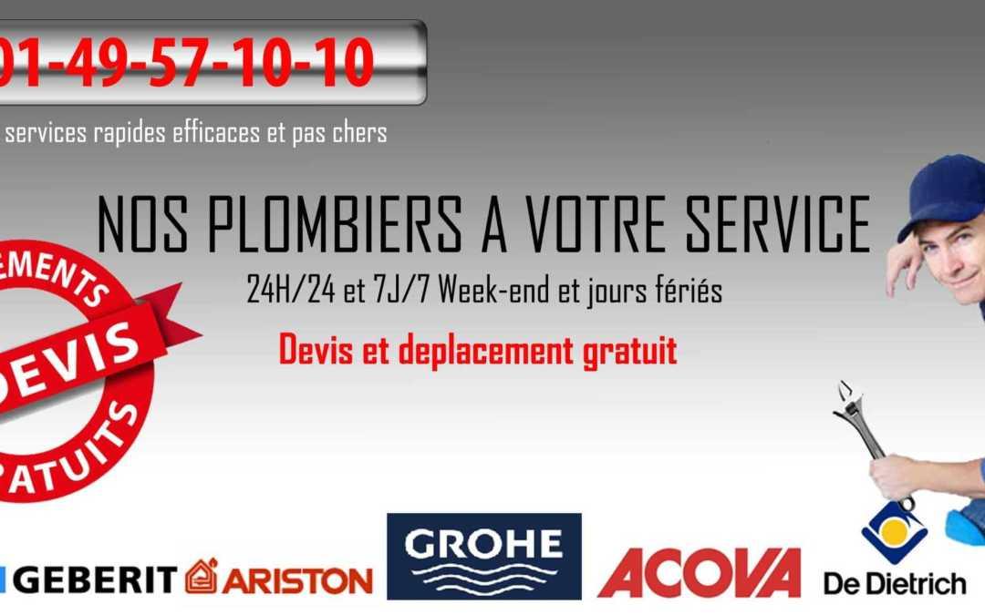 Trouver un bon plombier à Boulogne Billancourt 92100