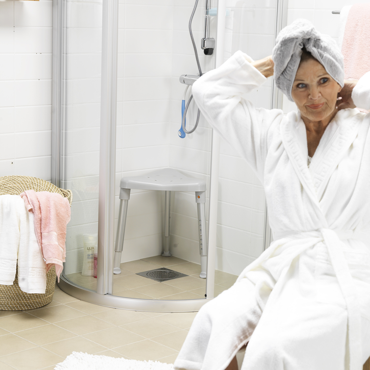 shower chair malaysia that converts to single bed etac edge easy and smart stools