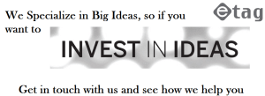Invest in Ideas
