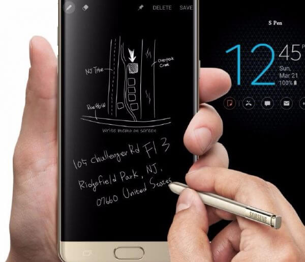 Samsung Galaxy Note 7 - S Pen