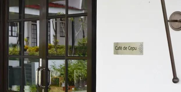 Cafe de Cepu