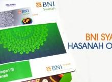 BNI Syariah Hasanah Online