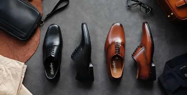 Winshor Sepatu Formal Pria