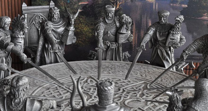 """Résultat de recherche d'images pour """"Le mythe d'Arthur, de la Table Ronde et du Graal"""""""