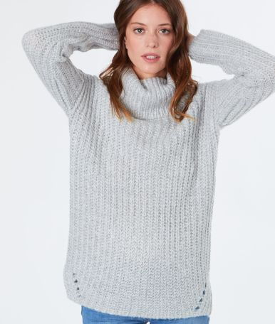 Le pull oversize 15 looks cozy à copier - pull extra-large
