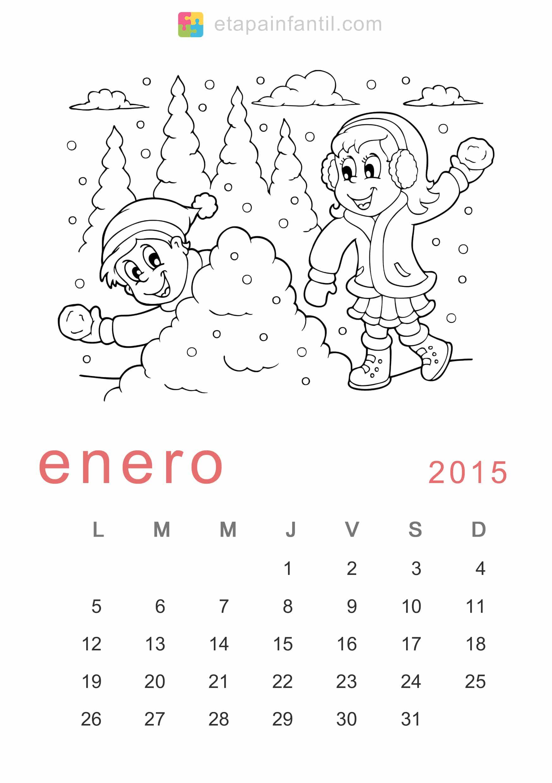 Calendario Imprimir. Cool Calendario Bonito Para Imprimir