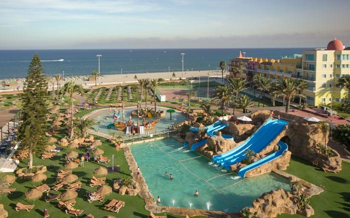 10 Hoteles todo incluido para nios en Andaluca  Etapa