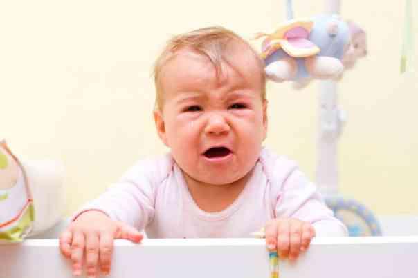 Nunca hagas esto a tu bebé