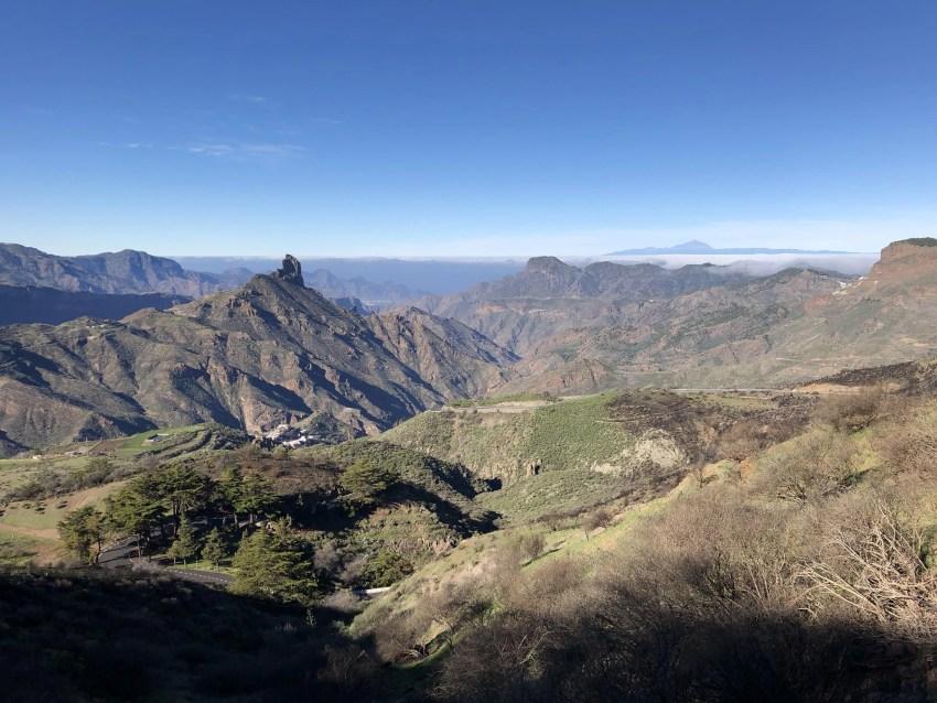 Fernwandern auf Gran Canaria