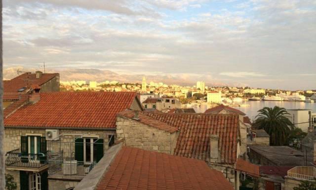 Split ist Start auf der Reise nach Korcula