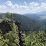 Rabenklippe im Harz