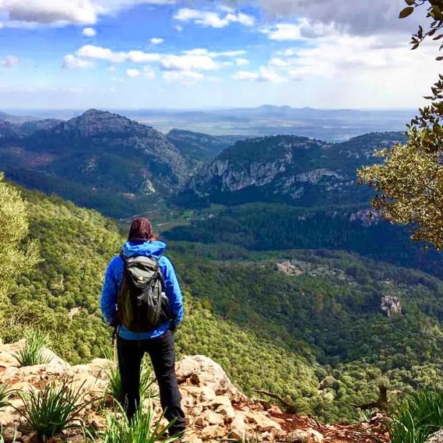 Wandern auf dem GR 221 auf Mallorca