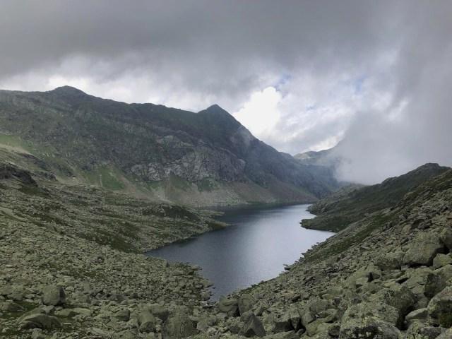 Langsee Spronser Seen Südtirol
