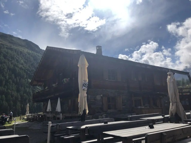 Eishof in Südtirol