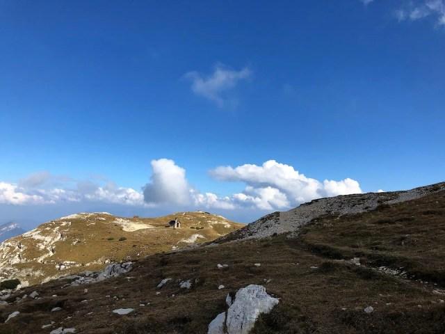 Monte Altissmimo am Gardasee