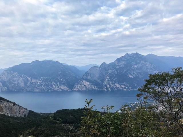 Blick auf den Gardasee