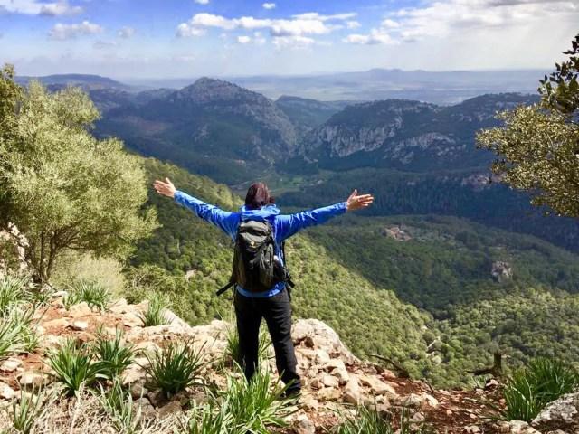 Freiheitsgefühle am Berg