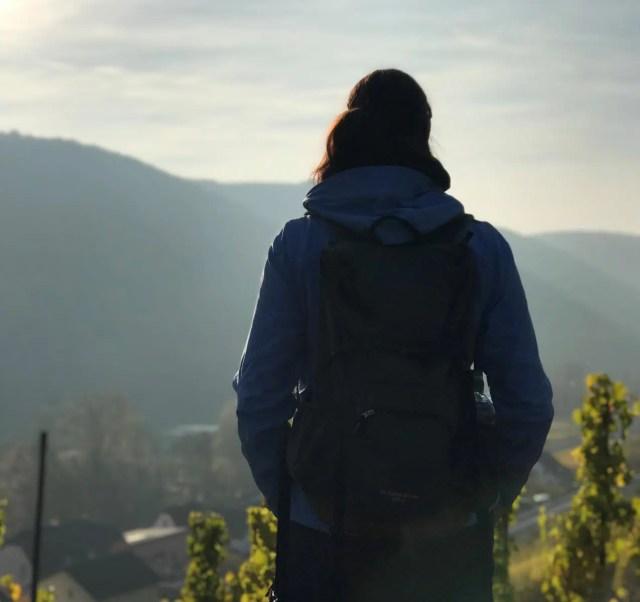 Wandern Aussicht