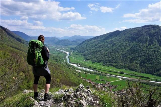 Soca-Tal Slowenien