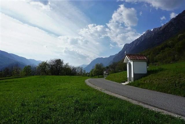 Alpe-Adria-Trail im April