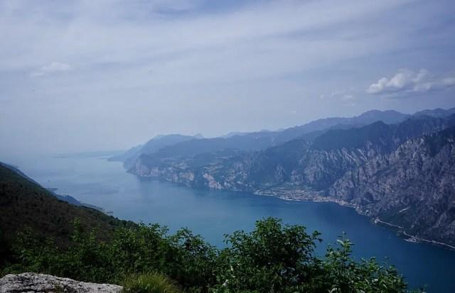Blick vom Monte Altissimo