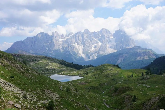 Bergsee u´