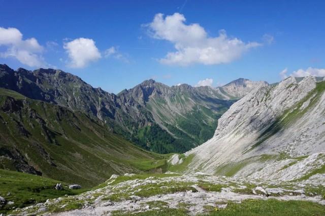 Fassaner Dolomiten