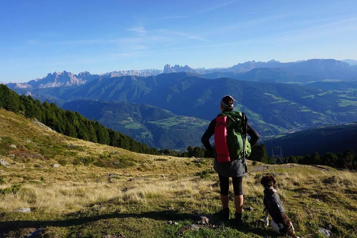 Trekking Sarntaler Alpen