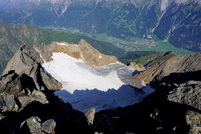 Gletscher Verwall