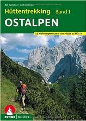 Hüttentrekking Band 1: Ostalpen