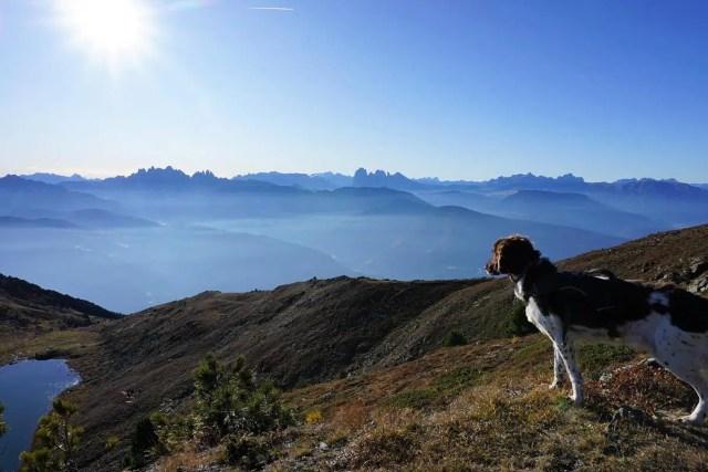 Oktober Sarntaler Alpen