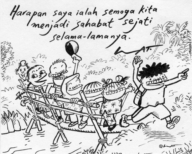 Lat Cartoon