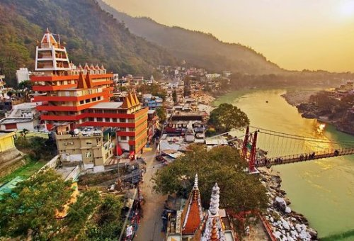 Places to Visit near Delhi to Rishikesh Cab
