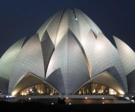 Lotus Temple in Delhi: An Extraordinary Architectural design