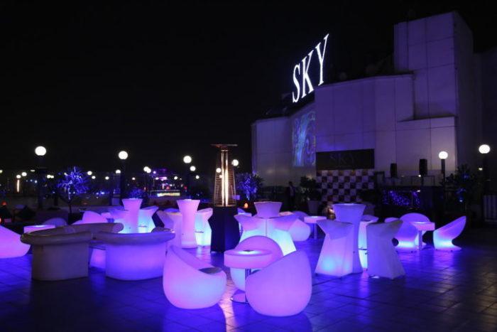 SKY LOUNGE, DELHI
