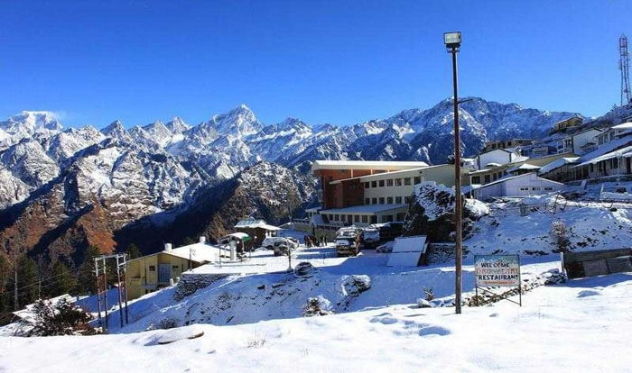 Tourist Places In Uttarakhand-Auli