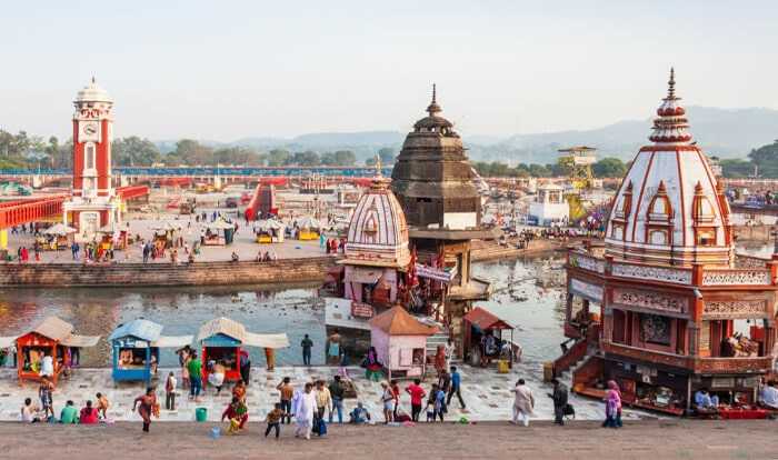 Tourist Places In Uttarakhand-Haridwar
