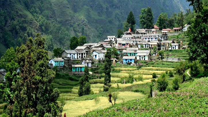 Tourist Places In Uttarakhand-Ranikhet