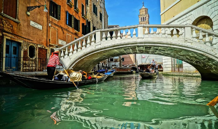 Venice-5 Best Places To Visit In Italy
