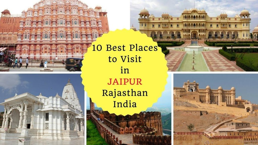 10 Most Popular Places To Visit Near Jaipur