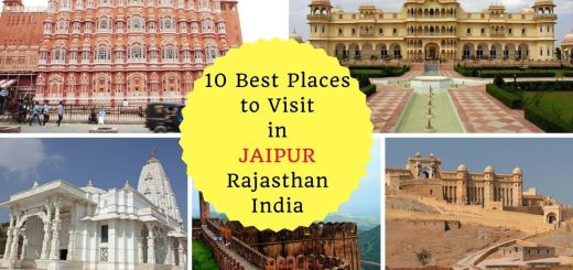 Places To Visit Near Jaipur