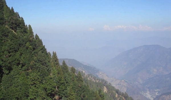 PLACES TO VISIT IN NAINITAL-Himalaya Viewpoint
