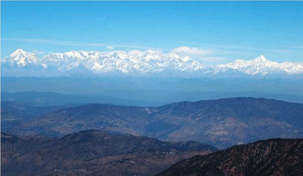 PLACES TO VISIT IN NAINITAL-Naini Peak