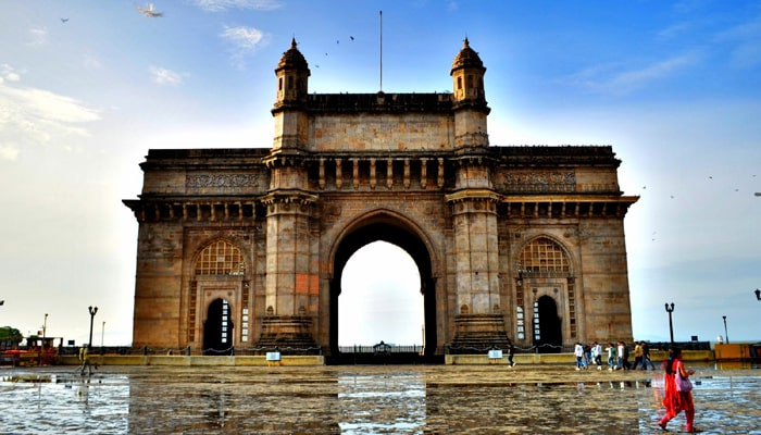 Places to See in Mumbai-Gateway of India